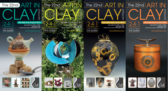 Art in Clay, Hatfield